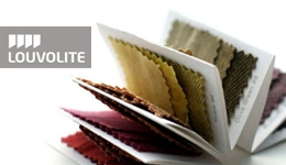 Link to Louvolite Window Blinds Collection 2013 brochures